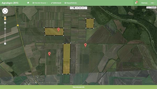 Poljoprivrednici su u mogućnosti da vode odvojene proračune za svako od imanja (Izvor: AgroAgro)