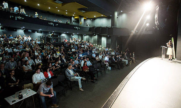 Prepuna sala Doma omladine okupila je marketare i digitalce širom Srbije (Foto: Ivan Minić)