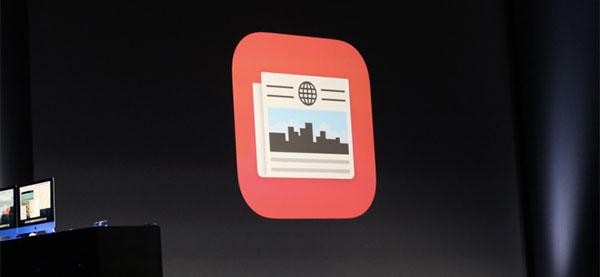 News aplikacija koja stiže sa iOS 9 - gotovo preslikan Flipboard.