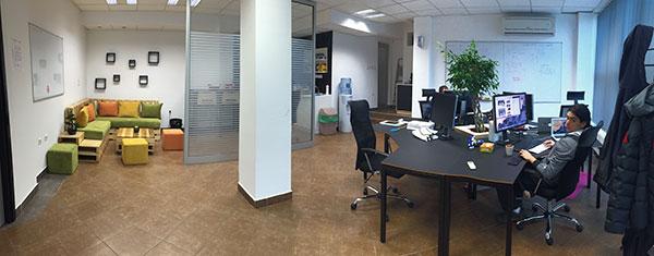 Kancelarije u Nišu spremne za novo pojačanje (Izvor: Frame)