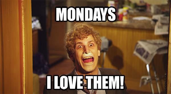 Ukoliko zbog posla ne volite ponedeljak, šta tražite vi u startap vodama?