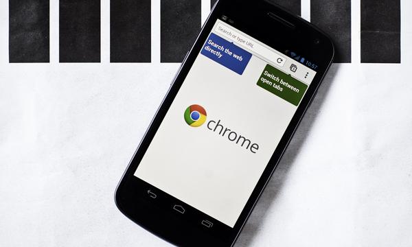 Chrome-notifikacije