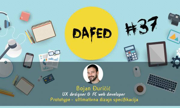 DaFED#37