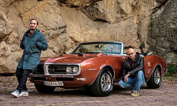 Đorđe i Miloš osnovali su jedan od najbrže rastućih auto blogova u reigonu (Foto: Autoslavia)