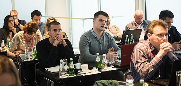 Pored predstavnika agencija, OMGNative edukaciji prisustvovali su i predstavnici medija, te pojedinačnih kompanija (Foto: Rajko Jovanović)