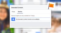 Facebook uvodi priče za brendove?