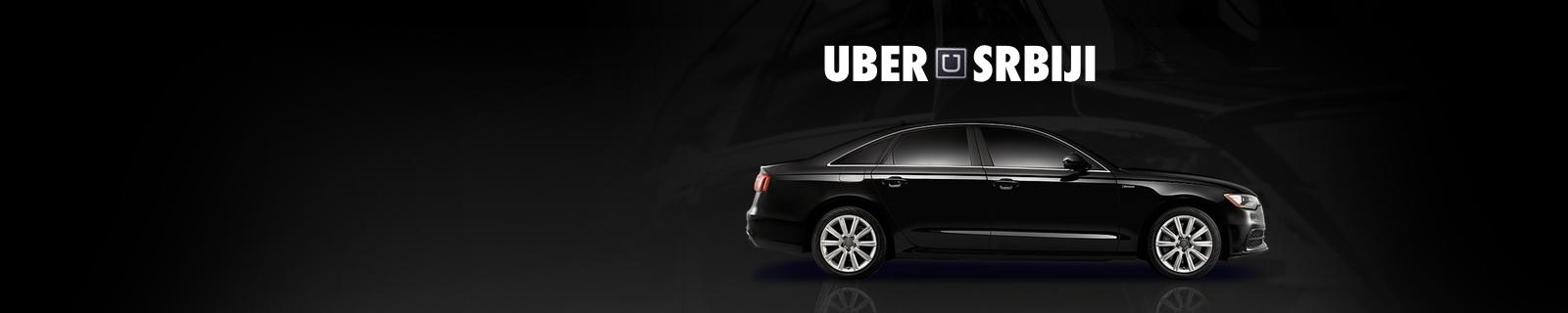 Uber u Srbiji