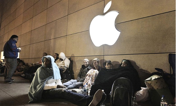 Apple-prodaja