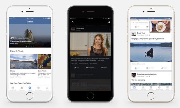 Facebook-video-news-feed
