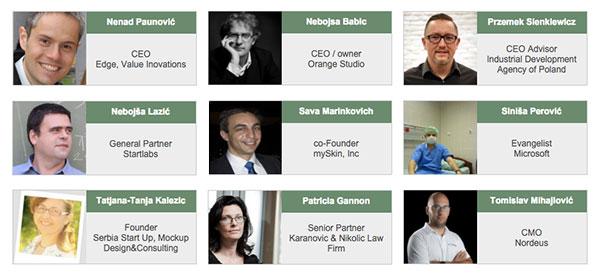 Pažljivo odabrani mentori spremno dočekuju prvu generaciju preduzetnika.