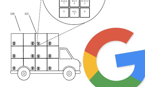 google-kamion