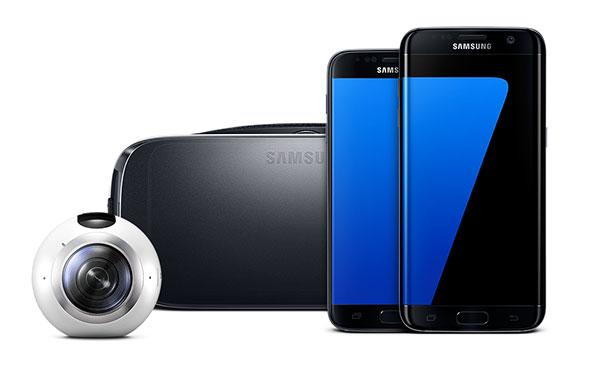 Uz nove pametne telefone, Samsung je u Barseloni predstavio i novitete na polju virtuelne realnosti - Gear 360 kameru.