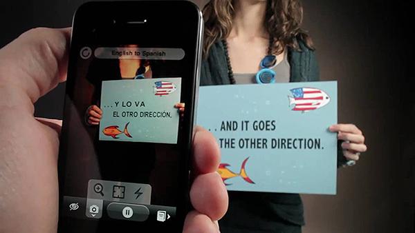 Google je startap Word Lens kupio u toku 2014. godine zbog izuzetno interesantnog i 'hand-on' pristupa prevođenja.