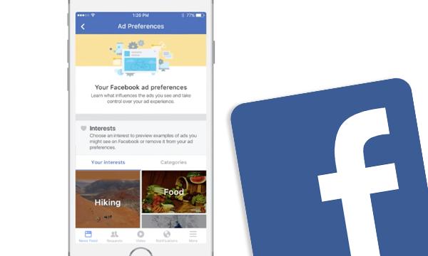 facebook-reklame