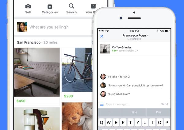 Facebook Marketplace Dva Klika Do Oglasa I Uspešne Prodaje