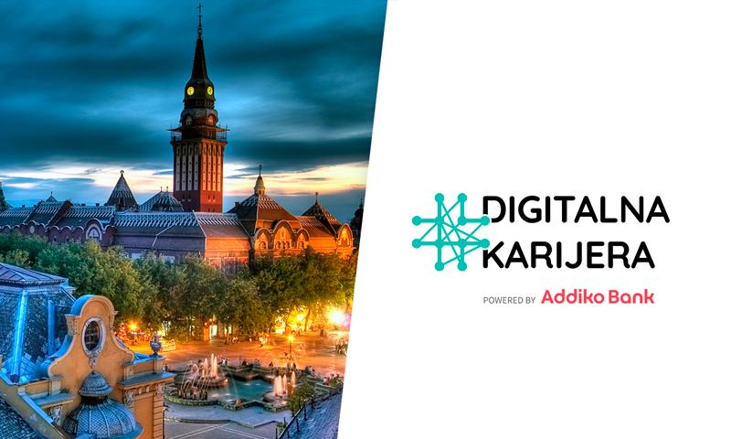 #DigitalnaKarijera stiže u Suboticu – vidimo se na Ekonomskom fakultetu 18. oktobra!
