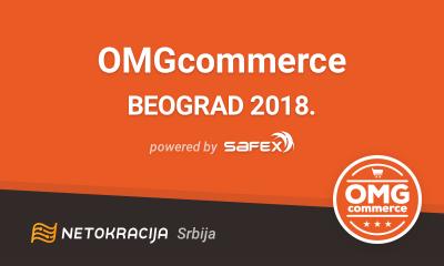 OMGcommerce ponovo u Beogradu – 22. novembra razgovaramo o budućnosti digitalne trgovine u Srbiji