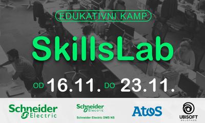 Studenti, upoznajte Schneider Electric, Atos i Ubisoft u okviru edukativnog kampa SkillsLab