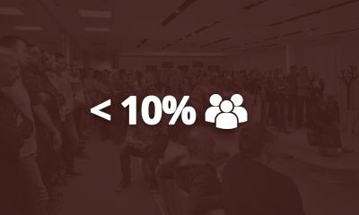 Kako smo spustili fluktuaciju tehničkog kadra ispod 10%