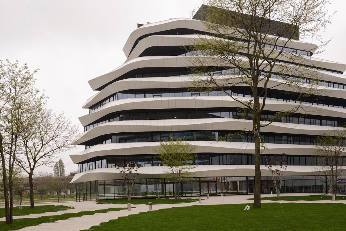 Nordeus nova zgrada
