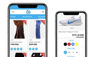 Aplikacija 60seconds omogućava vam da kupujete u omiljenim prodavnicama – po cenama koje sami odredite