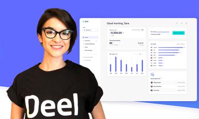 Anja Simić iz Srbije vodi marketing tim američkog startapa Deel koji je nedavno podigao $30 miliona dolara