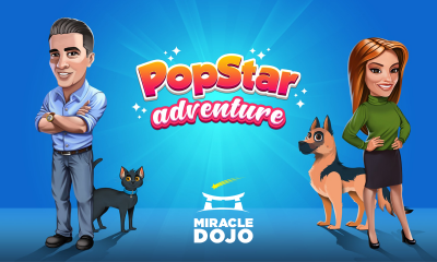 Gejming studio Miracle Dojo ušao u svet gejmifikacije likova igrom PopStar Adventure – glavni junak je Željko Joksimović
