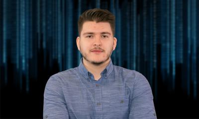 Vuk Stefanović je junior UI inženjer i otkriva nam kako iz njegovog ugla izgleda srpski IT