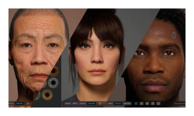 3Lateral predstavio MetaHuman Creator – alat za kreiranje digitalnih ljudi u 'oblaku'