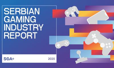 SGA izveštaj: Srpska gejming industrija nastavlja da raste – u 2020. prihodovala je $120 miliona