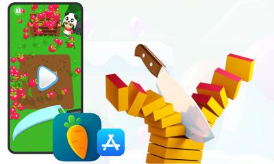 Igra 'Slice it all' srpskog Tummy Gamesa ovog vikenda zauzela prvo mesto na App Store prodavnici