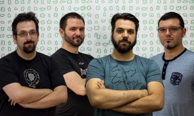 Dažbog Games je još jedan board game studio iz Srbije koji ovo tržište osvaja igrom Overtime